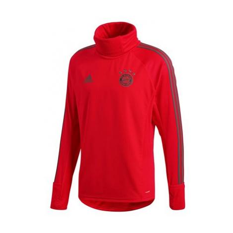 FC Bayern Training Warm Top - Red Adidas