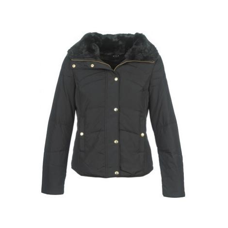 Vila VILONAR DOWN women's Jacket in Black
