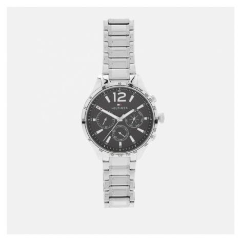 Tommy Hilfiger Men's Gavin Metal Strap Watch - Rou Black