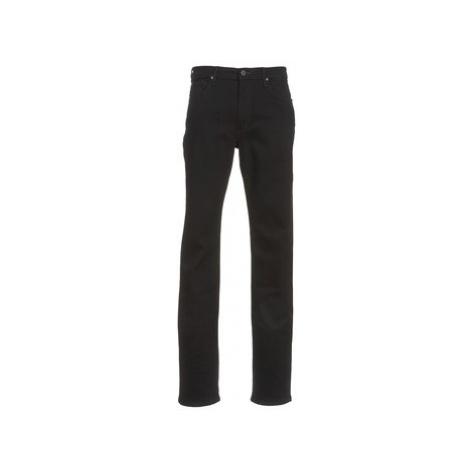 Lee BROOKLYN STRAIGHT men's Jeans in Black