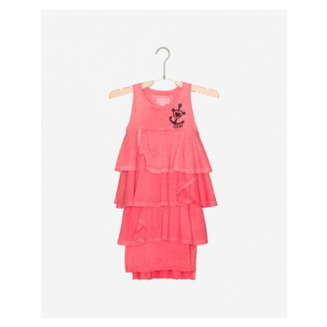 Diesel Kids Dress Pink