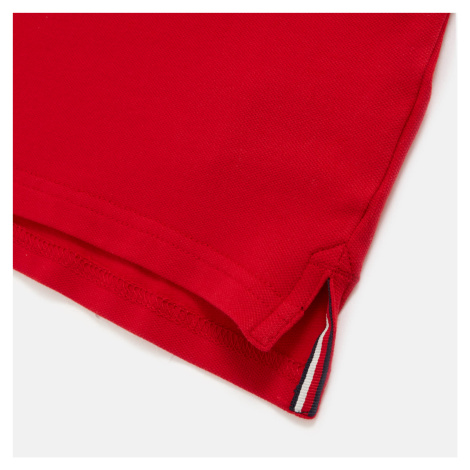 Tommy Kids Boys' Iconic Polo Shirt - Apple Red Tommy Hilfiger
