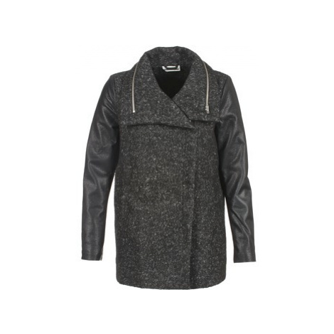 Noisy May KYLES women's Coat in Black