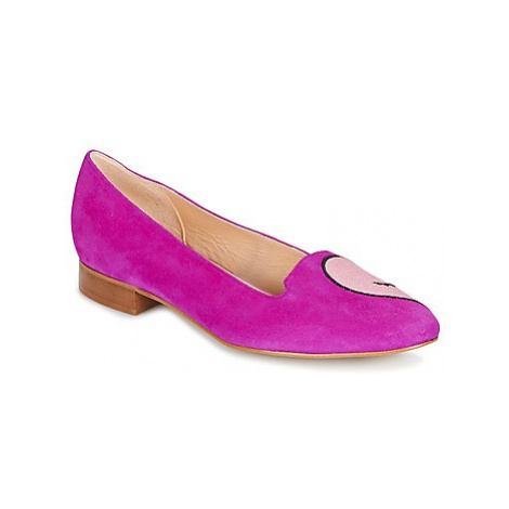 Mellow Yellow DRECCY women's Shoes (Pumps / Ballerinas) in Pink
