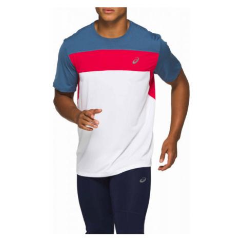 Asics RACE SS TOP white - Men's running T-shirt