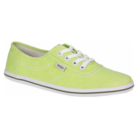 Women's canvas trainers