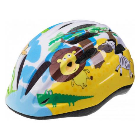 Etape REBEL JR yellow - Kids' cycling helmet