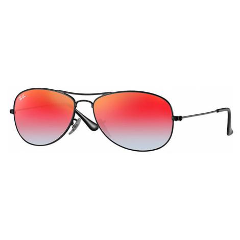 Ray-Ban Cockpit flash lenses gradient Unisex Sunglasses Lenses: Orange, Frame: Black - RB3362 00