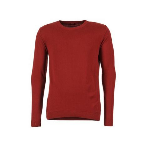 BOTD ELABASE ROUND men's Sweater in Red