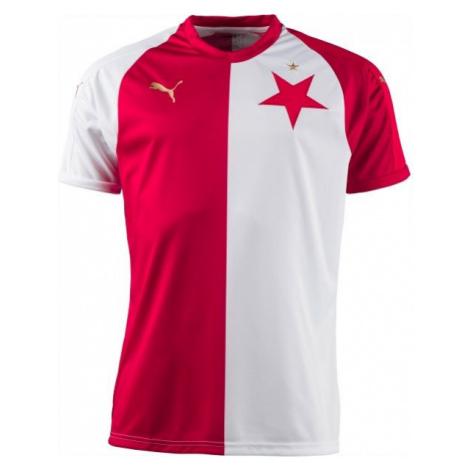 Puma SK SLAVIA CUP PRO white - Football cup jersey