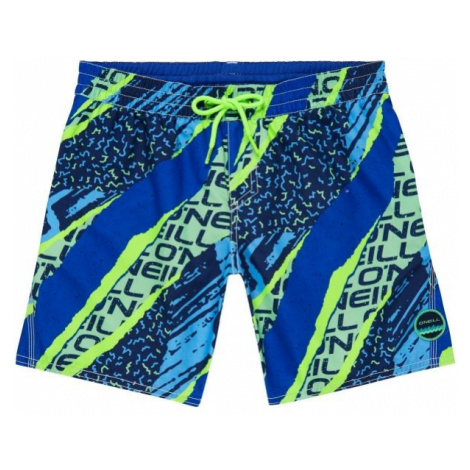 O'Neill PB STRIKE OUT SHORTS dark blue - Boys' water shorts