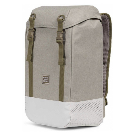 backpack Herschel Iona - Light Khaki Crosshatch/Silver Birch/Cub