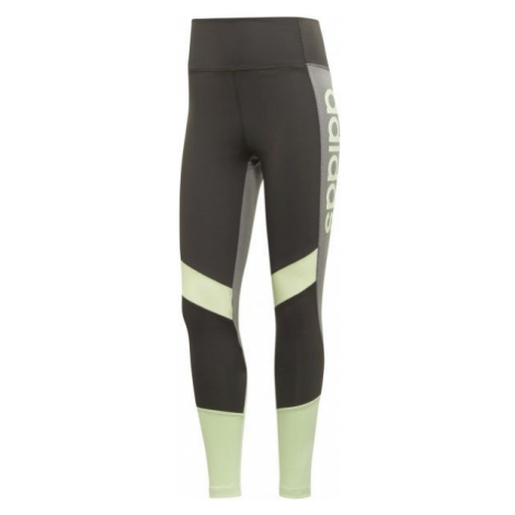 adidas D2M HR 78 grey - Women's tights