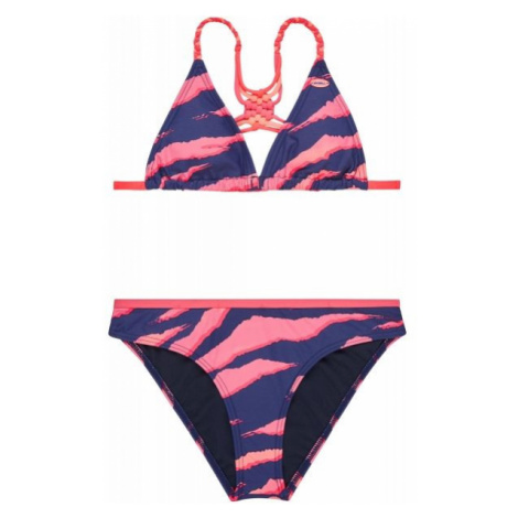 O'Neill PG MACRAME BIKINI pink - Girls' bikini