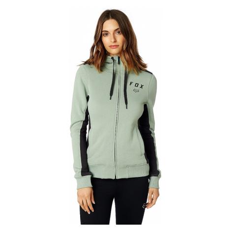 sweatshirt Fox Outbound Sherpa Zip - Sage