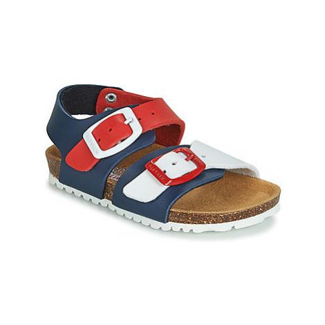 Garvalin BIO BOY girls's Children's Sandals in Blue Garvalín
