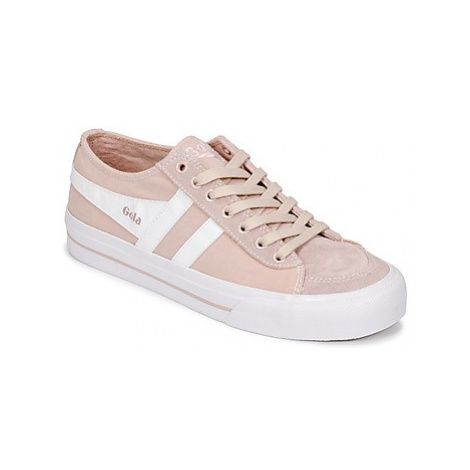 Gola Quota II women's Shoes (Trainers) in Pink