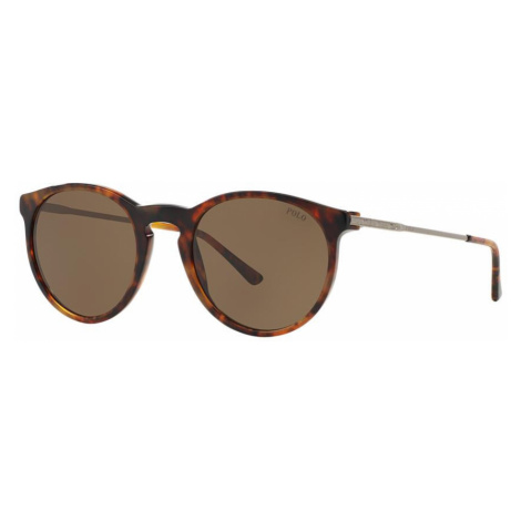 Polo Ralph Lauren Woman PH4096 - Frame color: Tortoise, Lens color: Brown, Size 50-20/140