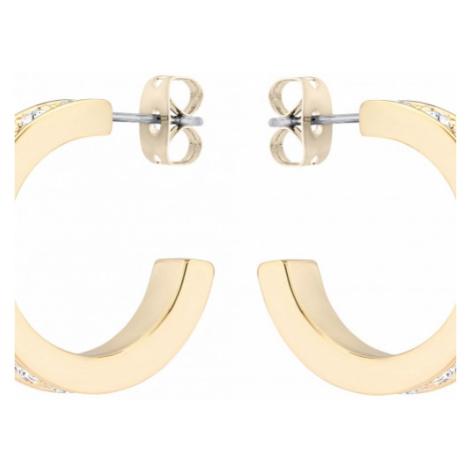 Plain Crystal Earring