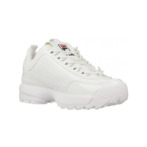 Fila DISRUPTOR LOW VINYL women's in White