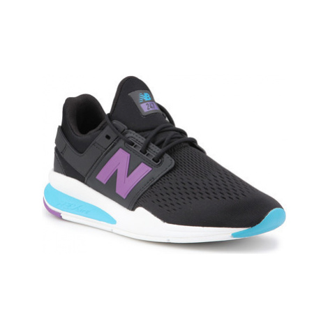 New Balance Lifestyle shoes WS247FF women's Shoes (Trainers) in Multicolour