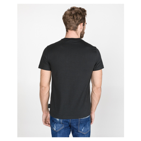 Versace Jeans Couture T-shirt Black Colorful