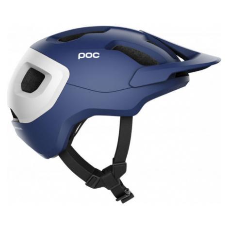 POC AXION SPIN blue - Cycling helmet