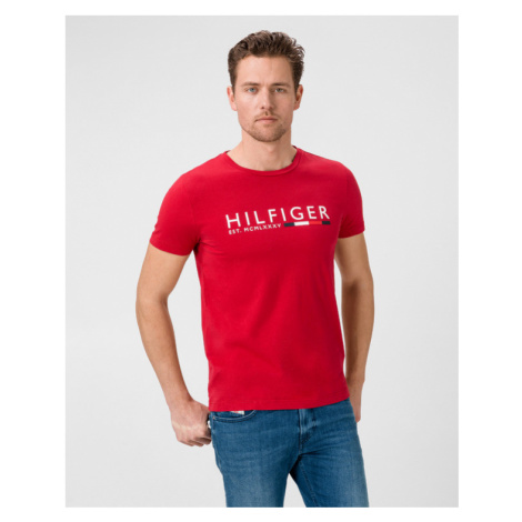 Tommy Hilfiger Corp T-shirt Red