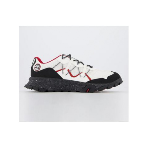 Timberland Garrison Trail BLACK WHITE RED