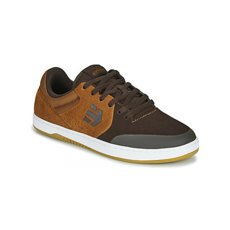 Etnies MARANA men's Shoes (Trainers) in Brown