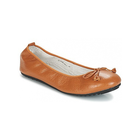 Mac Douglas ELIANE women's Shoes (Pumps / Ballerinas) in Brown