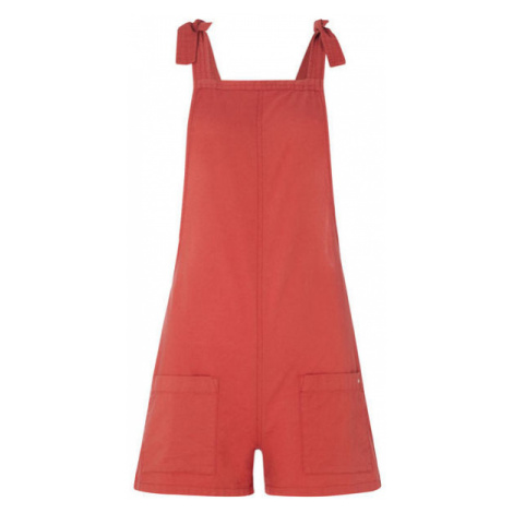 O'Neill LW ALHAMBRA SHORT OVERALL red - Women's short overall
