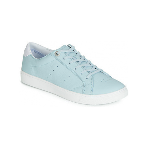 Tommy Hilfiger VENUS 1C women's Shoes (Trainers) in Blue