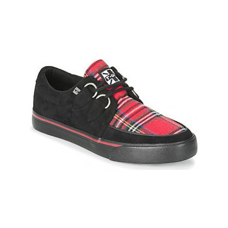TUK CREEPER SNEAKERS women's Shoes (Trainers) in Black T.U.K