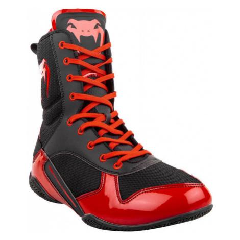 Venum ELITE BOXING SHOES black - Boxing shoes