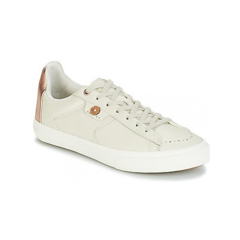 Faguo SLOE03 women's Shoes (Trainers) in Beige