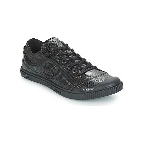 Pataugas BISK/S women's Shoes (Trainers) in Black