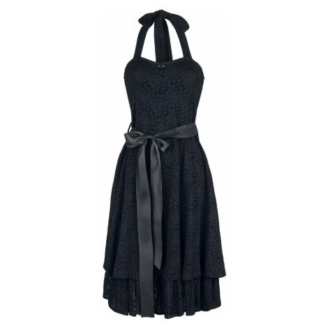 Gothicana by EMP Gothicana Lace Dress Medium-length dress black