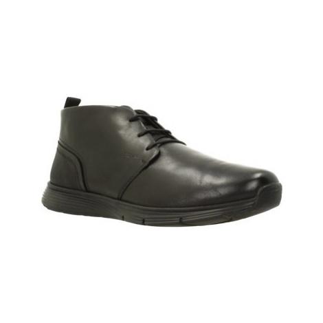 Geox U SNAPISH men's Mid Boots in Black