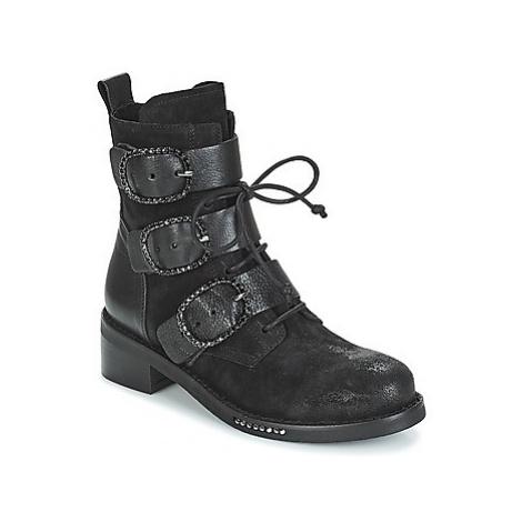 Mimmu MOEZ women's Mid Boots in Black