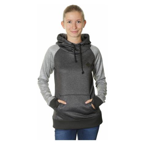sweatshirt Burton Heron Pullover - True Black Heather