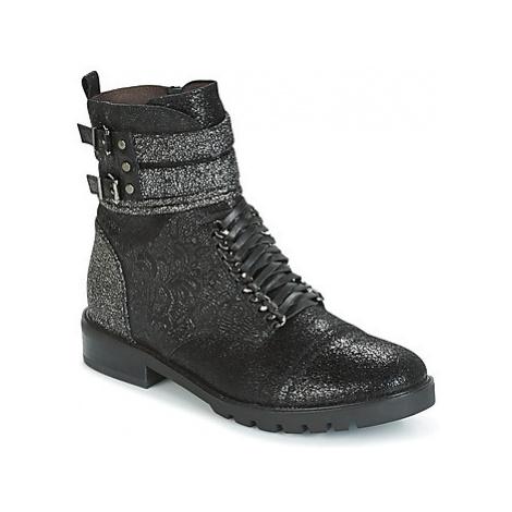 Mam'Zelle YENCA women's Mid Boots in Black