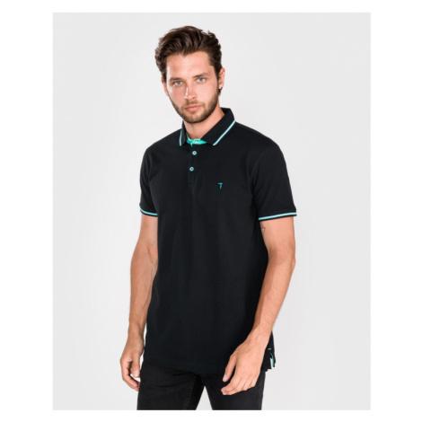 Trussardi Jeans Polo Shirt Black
