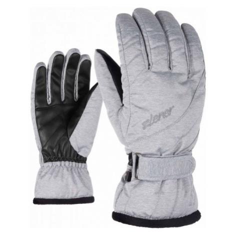 Ziener KILENI PR W white - Women's gloves