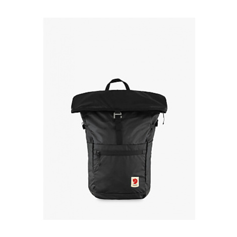 Fjällräven High Coast Foldsack 24 Backpack, Black