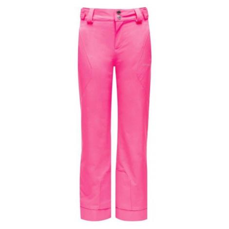 Spyder OLYMPIA PANT pink - Girls' pants