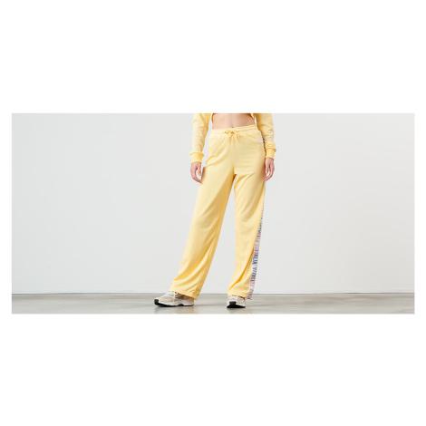 FILA Adora Mesh Pants Pale Banana