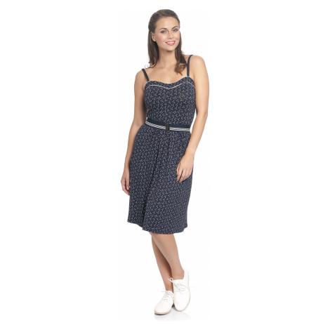 Vive Maria - Sea Girl Dress - Dress - blue-white