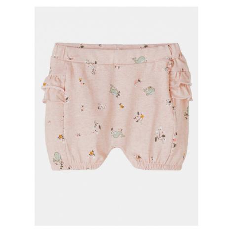 name it Feline Shorts Pink