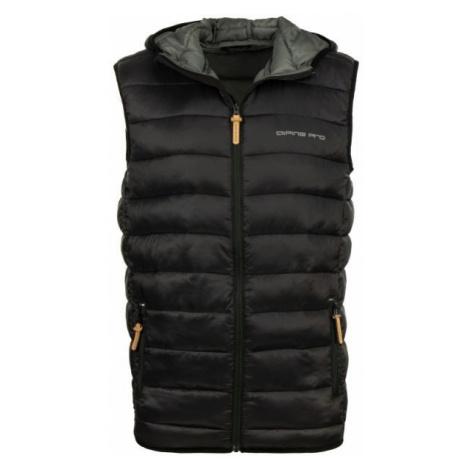 ALPINE PRO LEAMON black - Men's vest